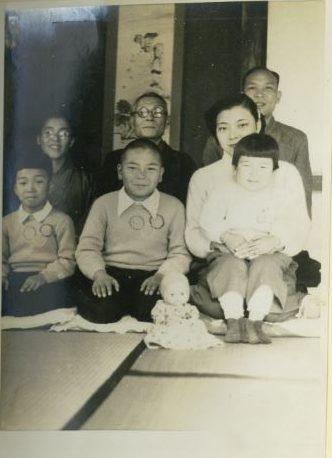 バイオグラフィ―(家族7人)
